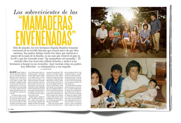 """LOS SOBREVIVIENTES DE LAS """"MAMADERAS ENVENENADAS"""""""